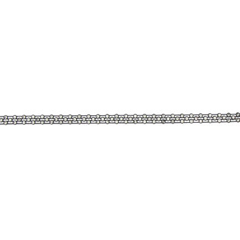 Rhinestone Triple Band Trim